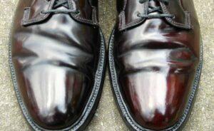 jenis jenis leather shell cordovan