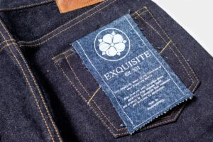 Jual Selvedge Denim