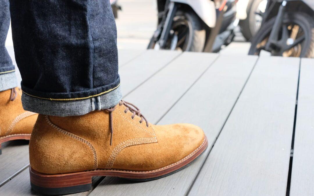 Cara Melipat atau Cuff celana Jeans Kalian